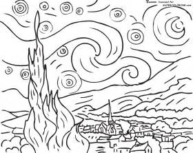 gogh coloring pages baby gogh coloring pages coloring pages