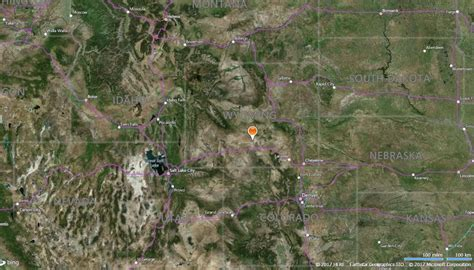 Carbon County Property Records 40 Acres With Road Access Carbon County Wy Landpin