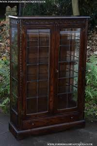 Display Cabinet Preloved Jaycee Charm Oak China Display Cabinet Cupboard