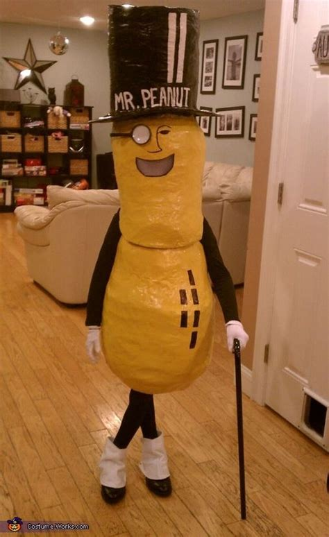 Planters Peanut Costume by 17 Best Images About Mr Peanut On Festivals