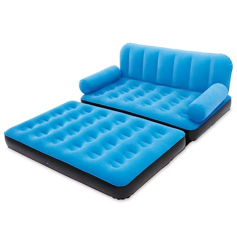 Air Mattress For Sofa Bed New Bestway 5 In 1 Sofa Mattress Lounger Air Bed