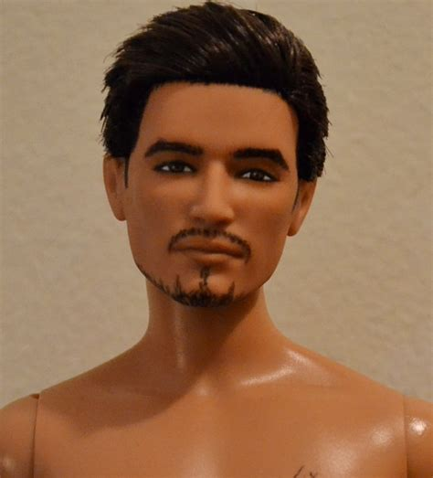 anatomically correct ken doll items similar to doll ooak doll repaint