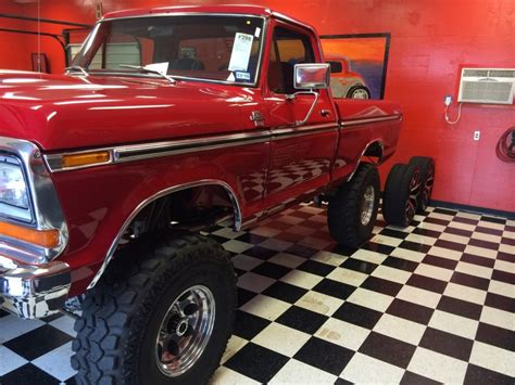 1979 Ford F150 4x4 For Sale by 1979 Ford F150 4x4 Lariat For Sale Autos Post