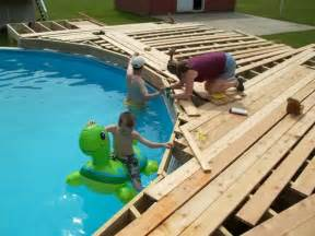 deck design ideas for above ground pools images about pool diy mirror decorating ideas related keywords amp suggestions