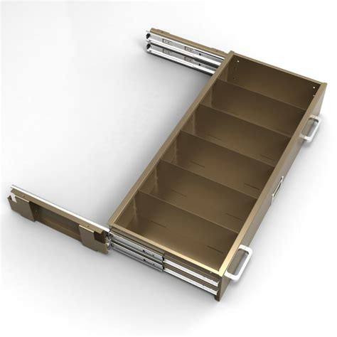 Slide Out Drawer by Steel Fixture Four Post Shelving Pull Out Drawers