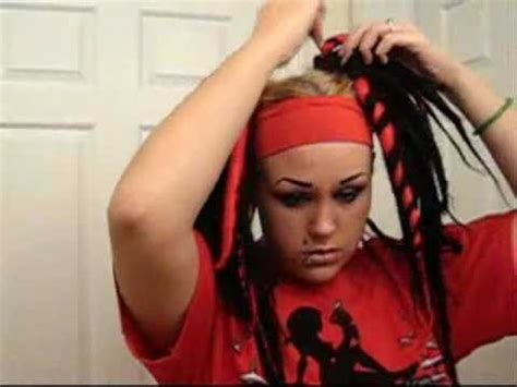 putting in dreads 25 beautiful dread falls ideas on tribal hair