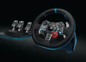 Logitech Steering Wheel Pc Kopen Logitech G29 And G920 Racing Wheels Coming To Ps4 And Xbox