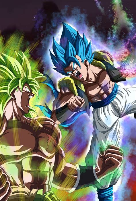 broly  gogeta broly dbsdbz dragon ball gt dragon