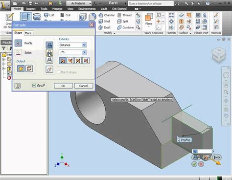 pattern sketch inventor autodesk inventor video tutorial creating a new drawing