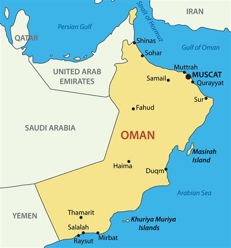 middle east map oman teaching in the middle east dynamic personnel