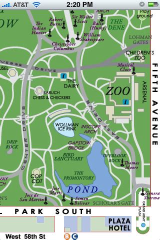 public bathroom central park central park nyc lite for ipod iphone app for ipad iphone