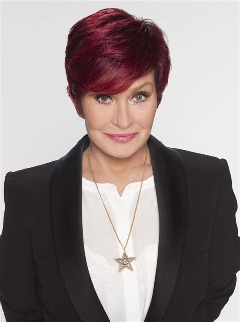 what is sharon osbournes hair cut called sharon osbourne quot terrified quot of alzheimer s after learning