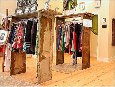 booth design fashion clothing booth display ideas vintage door clothing