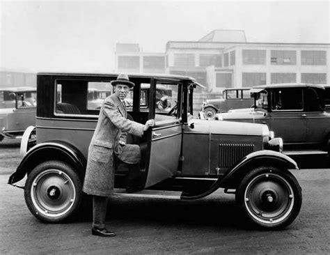 sloan motors alfred p sloan el inventor marketing de los coches