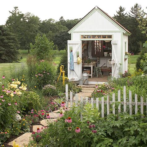 Backyard Shed Ideas 16 Garden Shed Design Ideas For You To Choose From