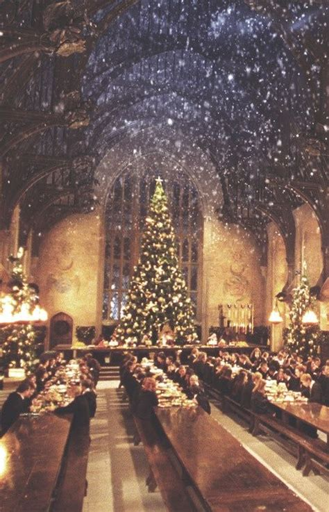 harry potter winter hogwarts iphone wallpaper iphone