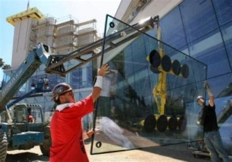 Commercial Glass Services 1 Commercial Door Glass Replacement