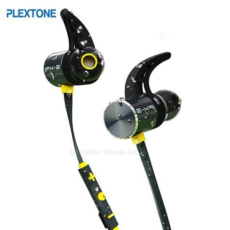 Headphones Nbbox Shell Waterproof 1 plextone bx343 wireless headphone bluetooth ipx5 waterproof earbuds magnetic headset earphones