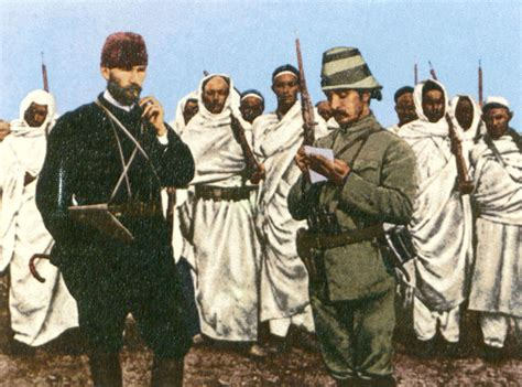 ottoman forces the federalist the italian invasion of libya