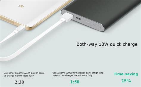 Charger Brand Xiaomi 21a 3output original xiaomi 10000mah qc3 0 polyme power bank pro with type c output for xiaomi 5s xiaomi