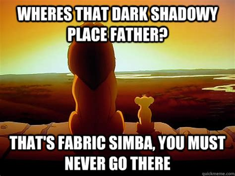 Lion King Shadowy Place Meme Generator - lion king shadowy place meme lion king meme shadowy place
