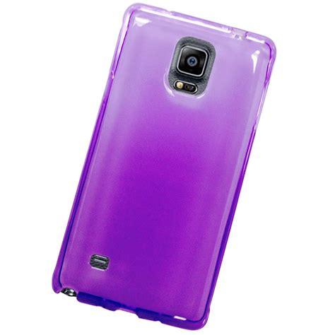 Casingcase For Samsung Galaxy Note 4 Tpu Transparenttransparan for samsung galaxy note 4 tpu rubber skin phone cover