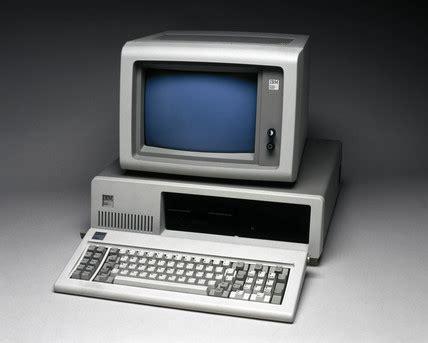 IBM XT personal computer, 1983. at Science and Society