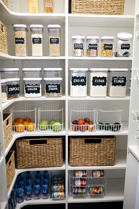Pantry Organization Categories by Southern Curls Pearls How I Organized Pantry