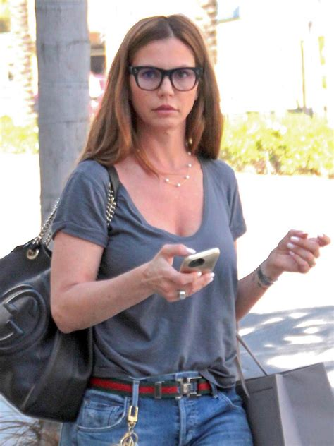 charisma carpenter shopping in beverly hills celebzz