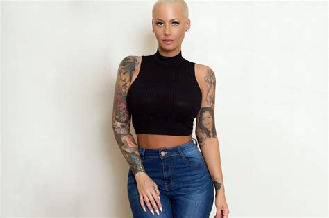 Patio House by Amber Rose On Burying The Hatchet With Kim Feuding With