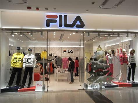 Shirt Shop File Hk Tst K11 Mall 50 Shop Fila Clothing Jpg Wikimedia