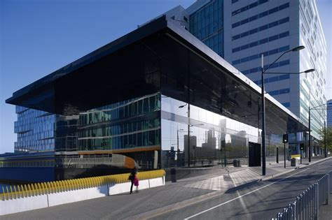 The Shed Docklands by Goods Shed Architectureau