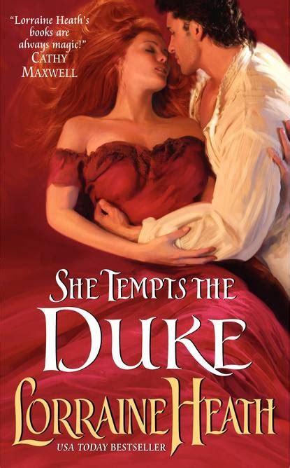 Paket Novel By Lorraine Heath she tempts the duke lorraine heath novel covers lorraine and