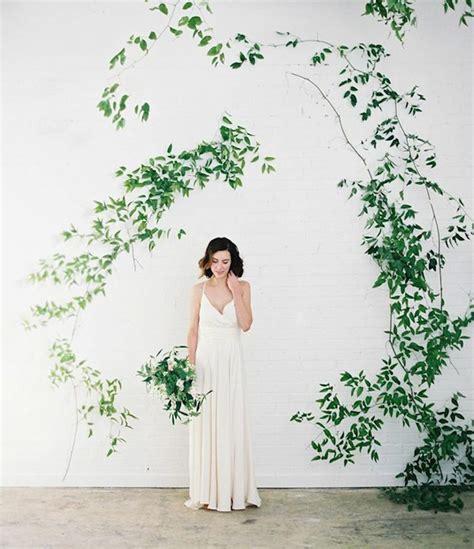 DIY Wild Vine Arch Wedding Ideas   DIY Wedding Ceremony Ideas