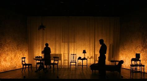 lights that play lighting design the glass menagerie l b morse