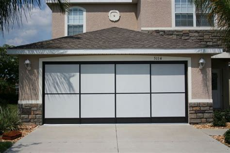 Screen Doors For Garages With Sliding Doors Sliding Garage Screen Doors Michele S Hide Away Screens