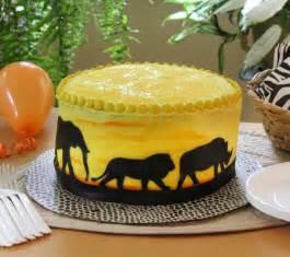lion king cake recipe disney baby