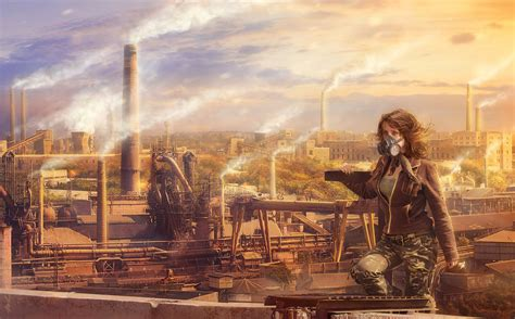 4 Decay New High Quality Termurah the post apocalyptic pollutions by insolense on deviantart