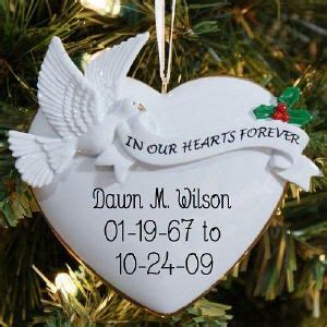 personalized ceramic christmas ornament precious gift