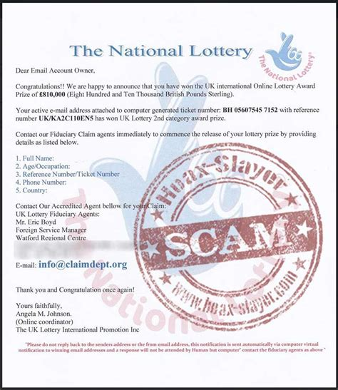 up letter lottery up letter wins lottery 28 images 419 scam lottery