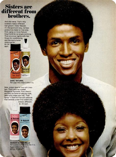 old fashsion hair relaxer for african americcan hair vintage ads for natural hair permed to natural
