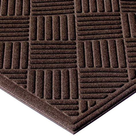 Outdoor Entrance Mats ecomat crosshatch indoor outdoor entrance floor mat