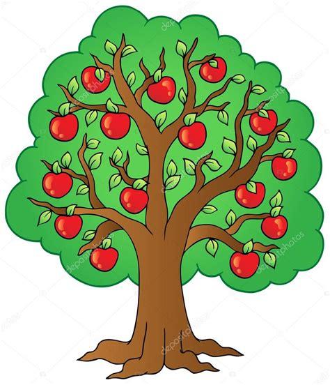 frutti free z price apple tree stock vector 169 clairev 5594994