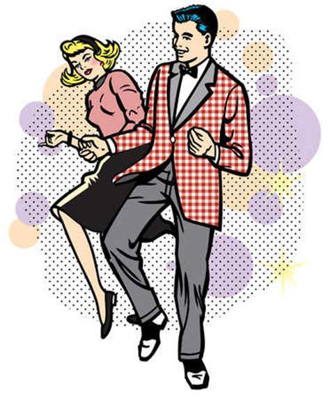 50s Dancing Illustration - ClipArt Best
