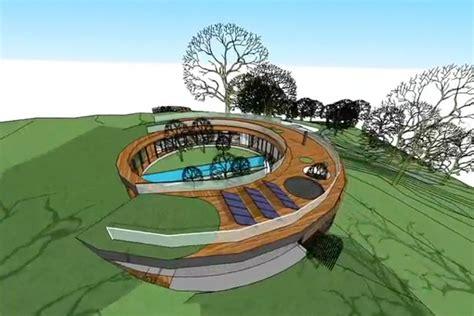 Circular mt macedon house andrew maynard architects evolo architecture magazine