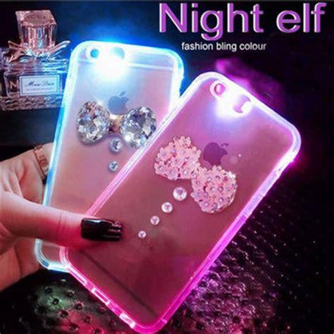 Hardcase Lumee With Led Lightning For Iphone 5g6g6g shop iphone 6 bow on wanelo