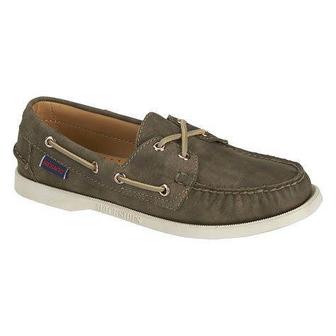 sebago docksides shoe s leather uttings co uk