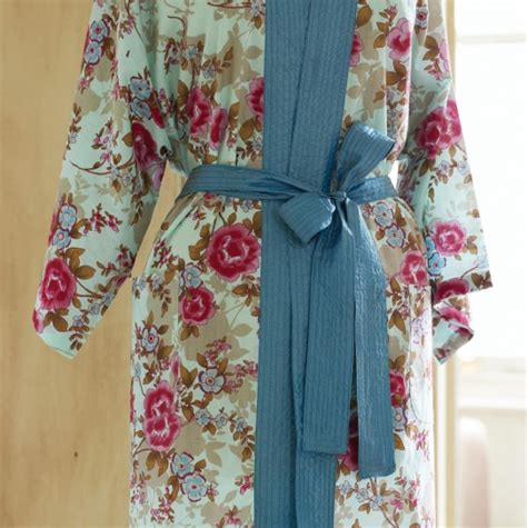 kimono pattern free download floral oriental kimono robe free sewing patterns sew