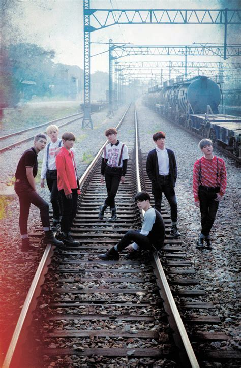 bts discography info bts 2nd japanese album youth 160725