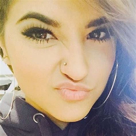 becky g s piercings amp jewelry steal her style
